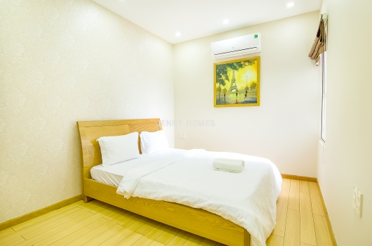 Cho thuê căn hộ Sunrise city Full nội thất X2