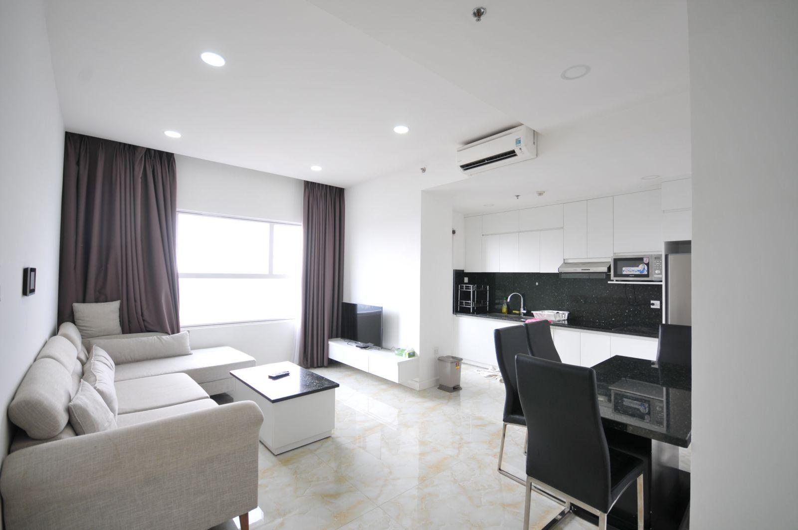 Phòng khách tại Sunrise city